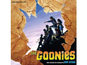 ORIGINAL SOUNDTRACK / DAVE GRUSIN - The Goonies (CD)