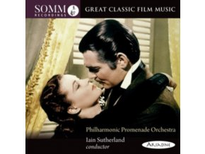 PHIL. PROMENADE ORCH. - Great Classic Film Music (CD)