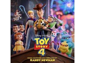 ORIGINAL SOUNDTRACK / VARIOUS ARTISTS - Toy Story 4 (CD)