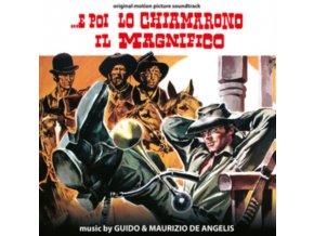 GUIDO & MAURIZIO DE ANGELIS - E Poi Lo Chiamarono Il Magnifico (CD)