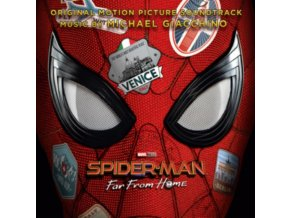 ORIGINAL SOUNDTRACK / MICHAEL GIACCHINO - Spider-Man: Far From Home (CD)