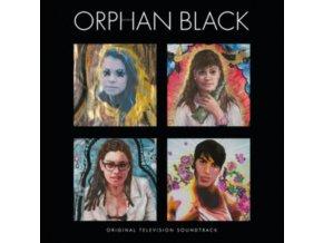 ORIGINALTV SOUNDTRACK / VARIOUS ARTISTS - Orphan Black (CD)