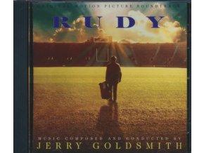 ORIGINAL SOUNDTRACK / JERRY GOLDSMITH - Rudy (CD)
