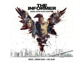 ORIGINAL SOUNDTRACK / BROOKE & WILL BLAIR - Informer (CD)