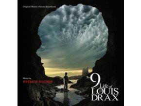 ORIGINAL SOUNDTRACK / PATRICK WATSON - 9Th Life Of Louis Drax (CD)