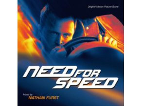 ORIGINAL SOUNDTRACK / NATHAN FURST - Need For Speed (CD)