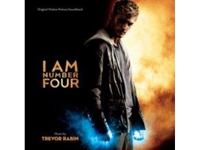 ORIGINAL SOUNDTRACK / TREVOR RABIN - I Am Number Four (CD)