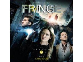 ORIGINAL TV SOUNDTRACK / CHRIS TILTON - Fringe: Season 5 (CD)