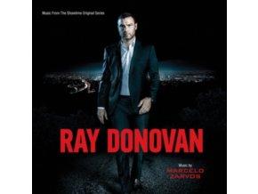 ORIGINAL SOUNDTRACK / MARCELO ZARVOS - Ray Donovan (CD)