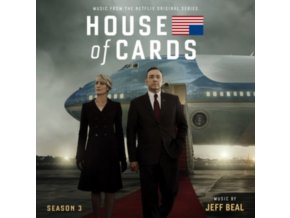 ORIGINAL TV SOUNDTRACK / JEFF BEAL - House Of Cards: Season 3 (CD)