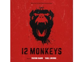 ORIGINAL TV SOUNDTRACK / TREVOR RABIN & PAUL LINFORD - 12 Monkeys (CD)