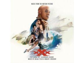 ORIGINAL SOUNDTRACK / BRIAN TYLER & ROBERT LYDECKER - Xxx: Return Of Xander Cage (CD)