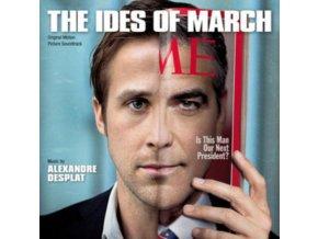 ORIGINAL SOUNDTRACK / ALEXANDRE DESPLAT - The Ides Of March (CD)