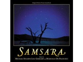 ORIGINAL SOUNDTRACK / MICHAEL STEARNS / LISA GERRARD & MARCELLO DE FRANCISCI - Samsara (CD)
