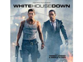 ORIGINAL SOUNDTRACK / THOMAS WANDER & HARALD KLOSER - White House Down (CD)