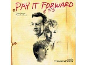 ORIGINAL SOUNDTRACK / THOMAS NEWMAN - Pay It Forward (CD)