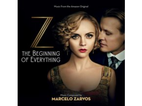 ORIGINAL SOUNDTRACK / MARCELO ZARVOS - Z: The Beginning Of Everything (CD)