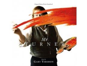 ORIGINAL SOUNDTRACK / GARY YERSHON - Mr. Turner (CD)