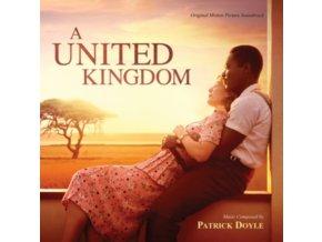 ORIGINAL SOUNDTRACK / PATRICK DOYLE - A United Kingdom (CD)