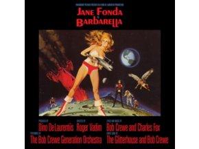 ORIGINAL SOUNDTRACK / CHARLES FOX & BOB CREWE - Barbarella (CD)