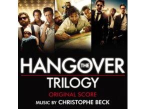 ORIGINAL SOUNDTRACK / CHRISTOPHE BECK - The Hangover Trilogy (CD)