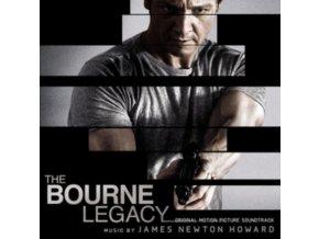 ORIGINAL SOUNDTRACK / JAMES NEWTON HOWARD - The Bourne Legacy (CD)