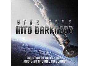 ORIGINAL SOUNDTRACK / MICHAEL GIACCHINO - Star Trek: Into Darkness (CD)