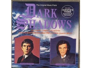 ORIGINAL TV SOUNDTRACK / ROBERT COBERT - Dark Shadows (CD)
