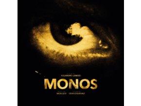 ORIGINAL SOUNDTRACK / MICA LEVI - Monos (CD)