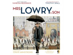 ORIGINAL SOUNDTRACK - Mrs Lowry And Son (CD)