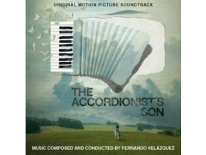 FERNANDO VELAZQUEZ - The Accordionists Son (CD)