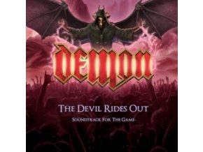 ORIGINAL GAME SOUNDTRACK / DEMON - The Devil Rides Out (CD)