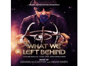 DENNIS MCCARTHY & KEVIN KINER - What We Left Behind (CD)