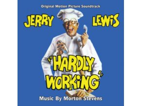 MORTON STEVENS - Hardly Working (CD)