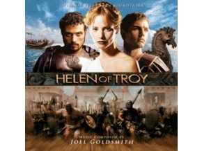 ORIGINAL SOUNDTRACK / JOEL GOLDSMITH - Helen Of Troy (CD)