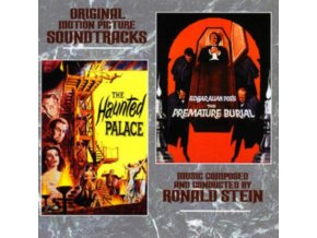 RONALD STEIN - Haunted Palace (CD)