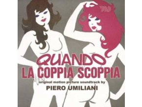 ORIGINAL SOUNDTRACK / PIERO UMILIANI - Quando La Coppia Scoppia (CD)
