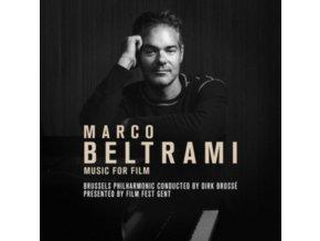 BRUSSELS PHILHARMONIC - Music For Film - Marco Beltrami (CD)