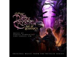 ORIGINAL TV SOUNDTRACK / DANIEL PEMBERTON - The Dark Crystal: Age Of Resistance. Vol. 2 (CD)