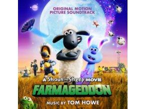ORIGINAL SOUNDTRACK / VARIOUS ARTISTS - A Shaun The Sheep Movie: Farmageddon (CD)