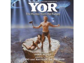 JOHN SCOTT - Yor. The Hunter From The Future (CD)