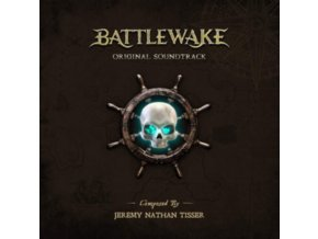 ORIGINAL GAME SOUNDTRACK / JEREMY NATHAN TISSER - Battlewake (CD)