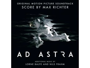 ORIGINAL SOUNDTRACK / MAX RICHTER - Ad Astra (CD)