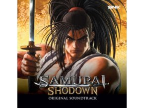 ORIGINAL GAME SOUNDTRACK / SNK SOUND TEAM - Samurai Shodown (CD)