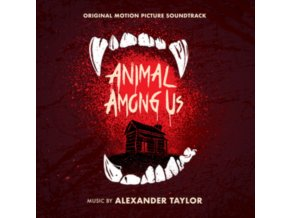 ORIGINAL SOUNDTRACK / ALEXANDER TAYLOR - Animal Among Us (CD)