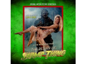 ORIGINAL SOUNDTRACK / CHUCK CIRINO - Return Of Swamp Thing (CD)