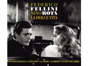 FEDERICO FELLINI & NINO ROTA - La Dolce Vita (CD)