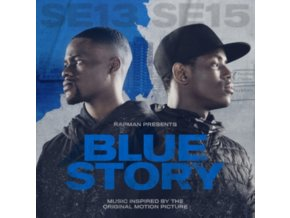 ORIGINAL SOUNDTRACK / VARIOUS ARTISTS - Rapman Pretents - Blue Story (CD)