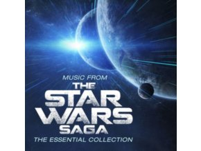 ROBERT ZIEGLER - Music From The Star Wars Saga - The Essential Collection (CD)