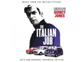 QUINCY JONES - The Italian Job (50th Anniversary Expanded Edition) (CD)